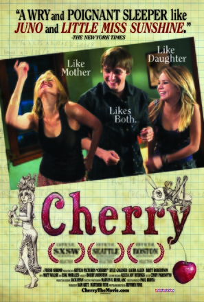 Cherry - Movie Poster (thumbnail)