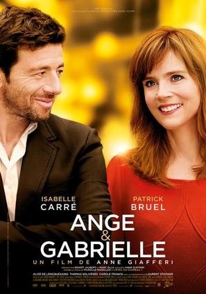 Ange et Gabrielle - Swiss Movie Poster (thumbnail)