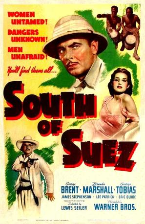 South of Suez - Movie Poster (thumbnail)