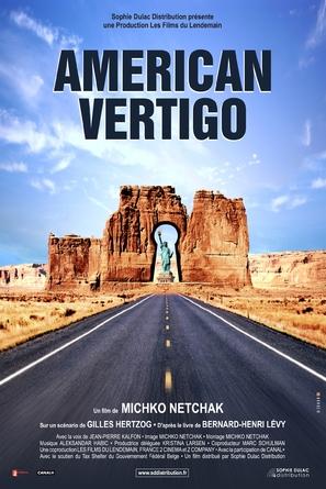 American Vertigo - French poster (thumbnail)