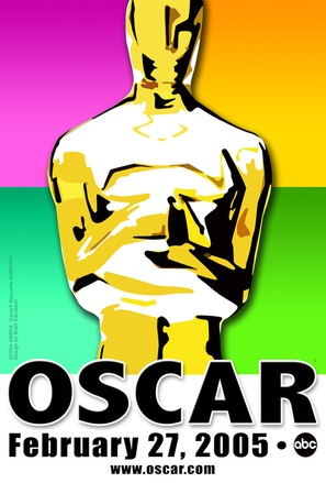 The 77th Annual Academy Awards - Movie Poster (thumbnail)