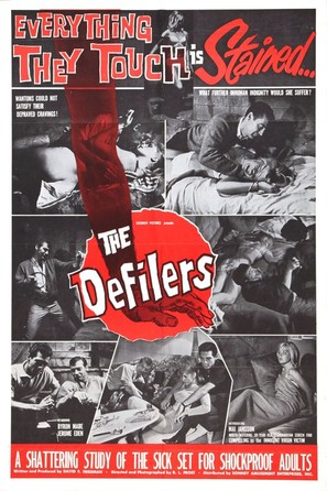 The Defilers - Movie Poster (thumbnail)