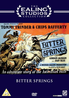Bitter Springs - British DVD cover (thumbnail)