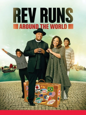 """Rev Runs Around the World"" - Movie Poster (thumbnail)"