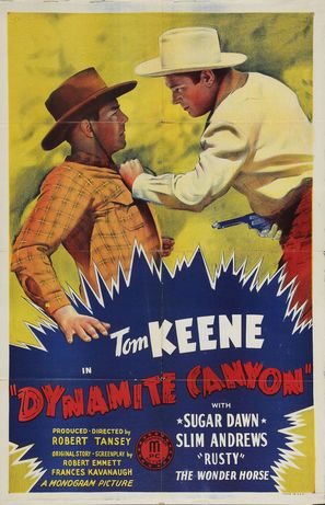 Dynamite Canyon - Movie Poster (thumbnail)
