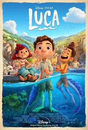 Luca - Movie Poster (thumbnail)