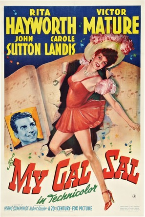 My Gal Sal - Movie Poster (thumbnail)