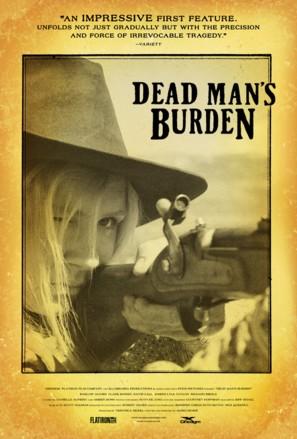 Dead Man's Burden - Movie Poster (thumbnail)