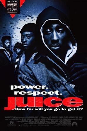 Juice - Movie Poster (thumbnail)