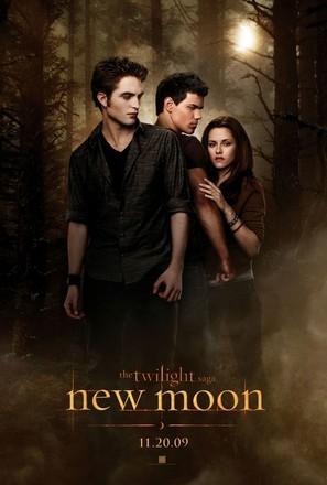 The Twilight Saga: New Moon - Movie Poster (thumbnail)
