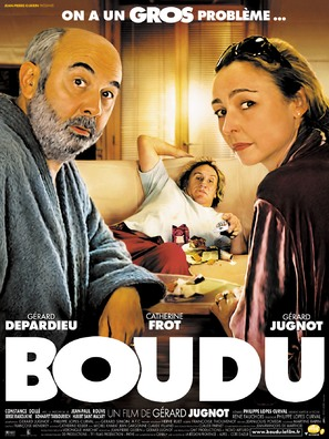 Boudu - French Movie Poster (thumbnail)