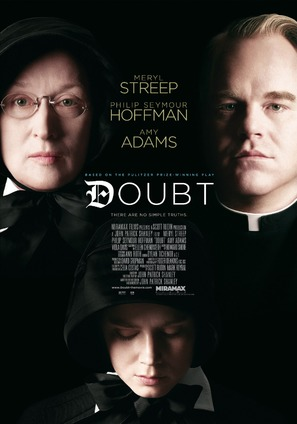 Doubt - Movie Poster (thumbnail)