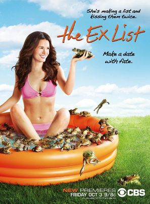 """""""The Ex List"""" - Movie Poster (thumbnail)"""