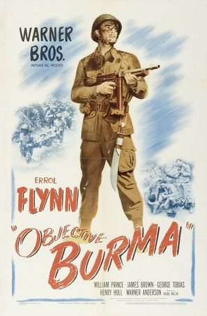 Objective, Burma! - Movie Poster (thumbnail)