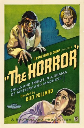 The Horror - Movie Poster (thumbnail)