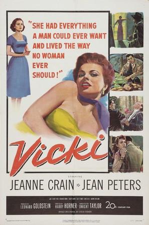 Vicki - Movie Poster (thumbnail)