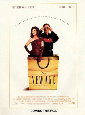 The New Age - Movie Poster (thumbnail)