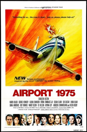 Airport 1975 - Movie Poster (thumbnail)
