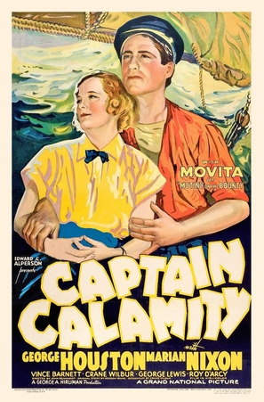 Captain Calamity - Movie Poster (thumbnail)