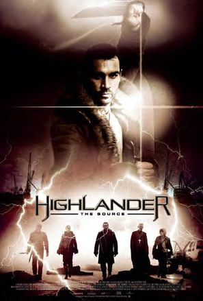 Highlander: The Source - Movie Poster (thumbnail)