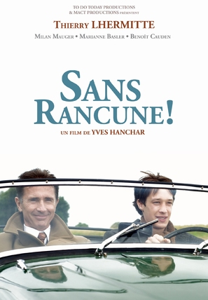 Sans rancune - French Movie Poster (thumbnail)
