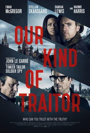 Our Kind of Traitor - British Movie Poster (thumbnail)