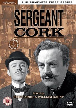 """Sergeant Cork"" - British DVD cover (thumbnail)"