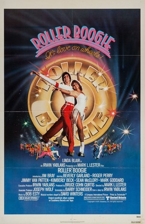 Roller Boogie - Movie Poster (thumbnail)