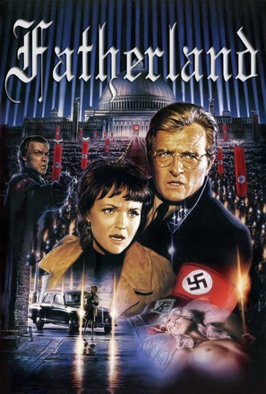Fatherland - DVD movie cover (thumbnail)