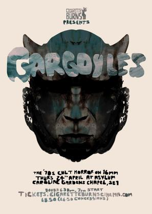 Gargoyles - British Re-release movie poster (thumbnail)