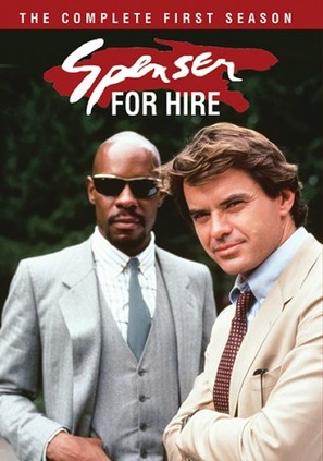 """Spenser: For Hire"" - DVD movie cover (thumbnail)"