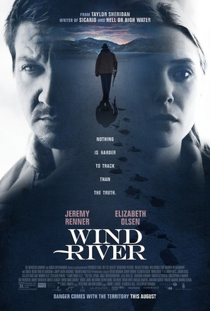 Wind River - Movie Poster (thumbnail)
