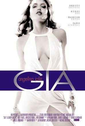Gia - Movie Poster (thumbnail)