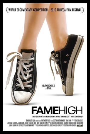 Fame High - Movie Poster (thumbnail)