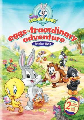 Baby Looney Tunes: Eggs-traordinary Adventure - Movie Cover (thumbnail)