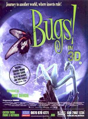 Bugs! - Movie Poster (thumbnail)