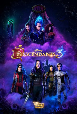 Descendants 3 - Movie Poster (thumbnail)