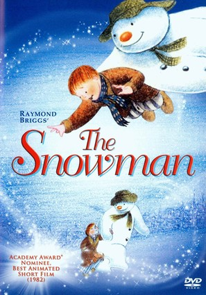 The Snowman - DVD cover (thumbnail)