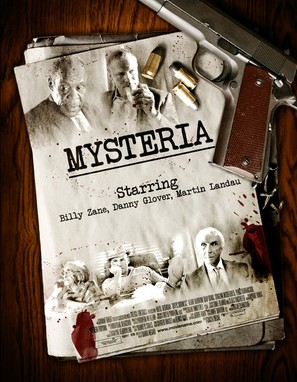 Mysteria - Movie Poster (thumbnail)