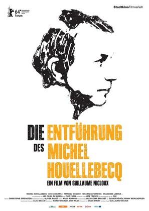 L'enlèvement de Michel Houellebecq - Austrian Movie Poster (thumbnail)