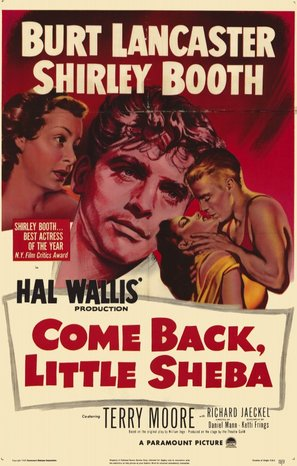 Come Back, Little Sheba - Movie Poster (thumbnail)