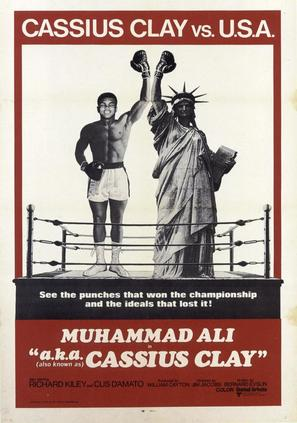 A.k.a. Cassius Clay - Movie Poster (thumbnail)