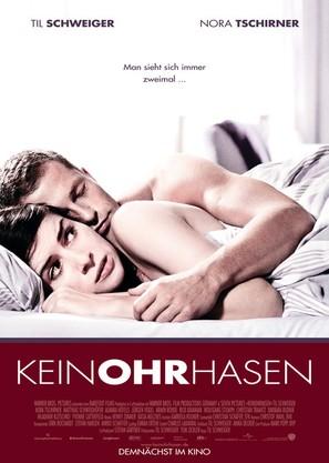 Keinohrhasen - German Movie Poster (thumbnail)