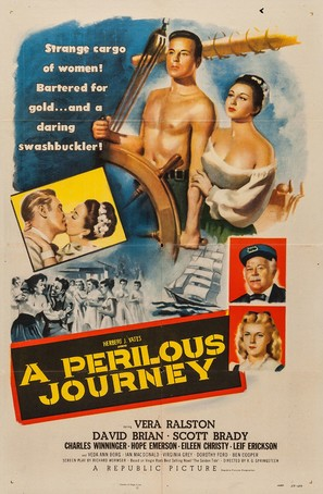 A Perilous Journey - Movie Poster (thumbnail)