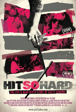 Hit So Hard - Movie Poster (thumbnail)