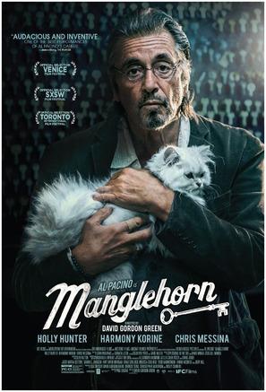 Manglehorn - Movie Poster (thumbnail)