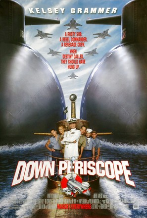Down Periscope - Movie Poster (thumbnail)