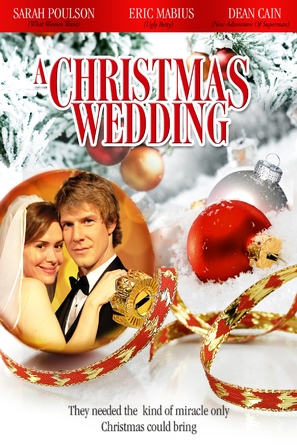 A Christmas Wedding - DVD movie cover (thumbnail)