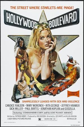 Hollywood Boulevard - Movie Poster (thumbnail)
