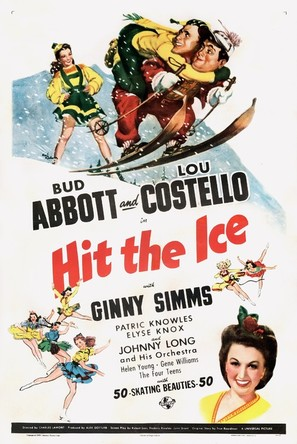 Hit the Ice - Movie Poster (thumbnail)